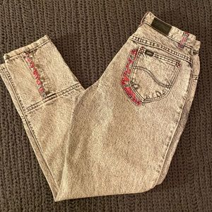 Vintage Lee High Rise Jeans